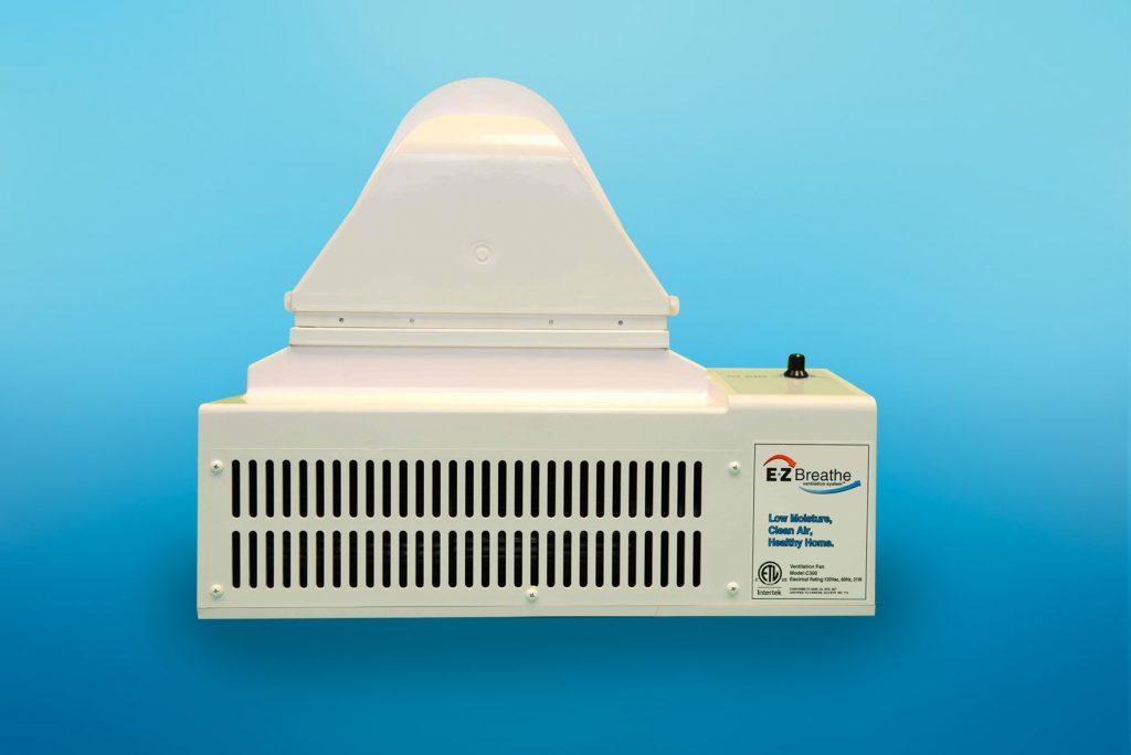 Garage Ventilation System Product Specs- EZ Breathe
